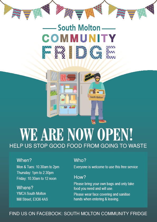 South Molton Community Fridge